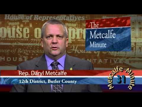 The Metcalfe Minute: Funding Transportation in Pennsylvania