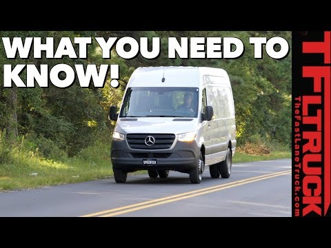 2019 Mercedes-Benz Sprinter Van Expert Buyer Review: Watch This Before You Buy One!