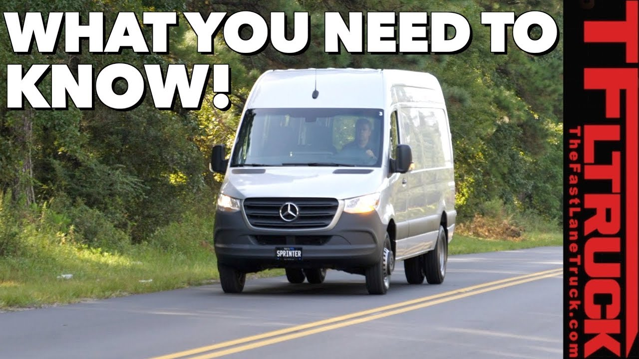 001547119d 2019 Mercedes-Benz Sprinter Van Expert Buyer Review  Watch This Before You  Buy One!