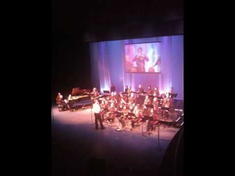Blatchley Middle School Jazz Band 1  Sitka Jazz Fest 2012