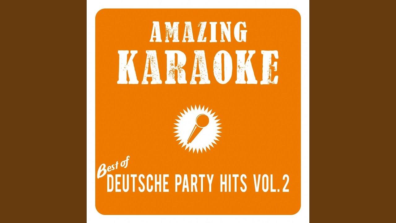 Du Hast Den Schönsten Arsch Der Welt Radio Karaoke Version Youtube