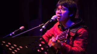 F02 智偉葛格 和你在一起(李志 Cover)唱作聚家@鐵花村 20150128