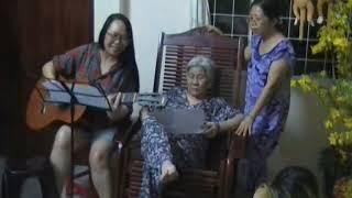 Download lagu Chiều mưa biên giới - Nguyễn Văn Đông ( hát với mẹ yêu)