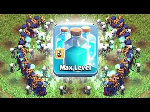 GOING TO LVL 4!! WITCH CLONE!!