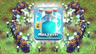 "GOING TO LVL 4!! WITCH CLONE!!  ""Clash Of Clans"" TH12 UPDATE!!"