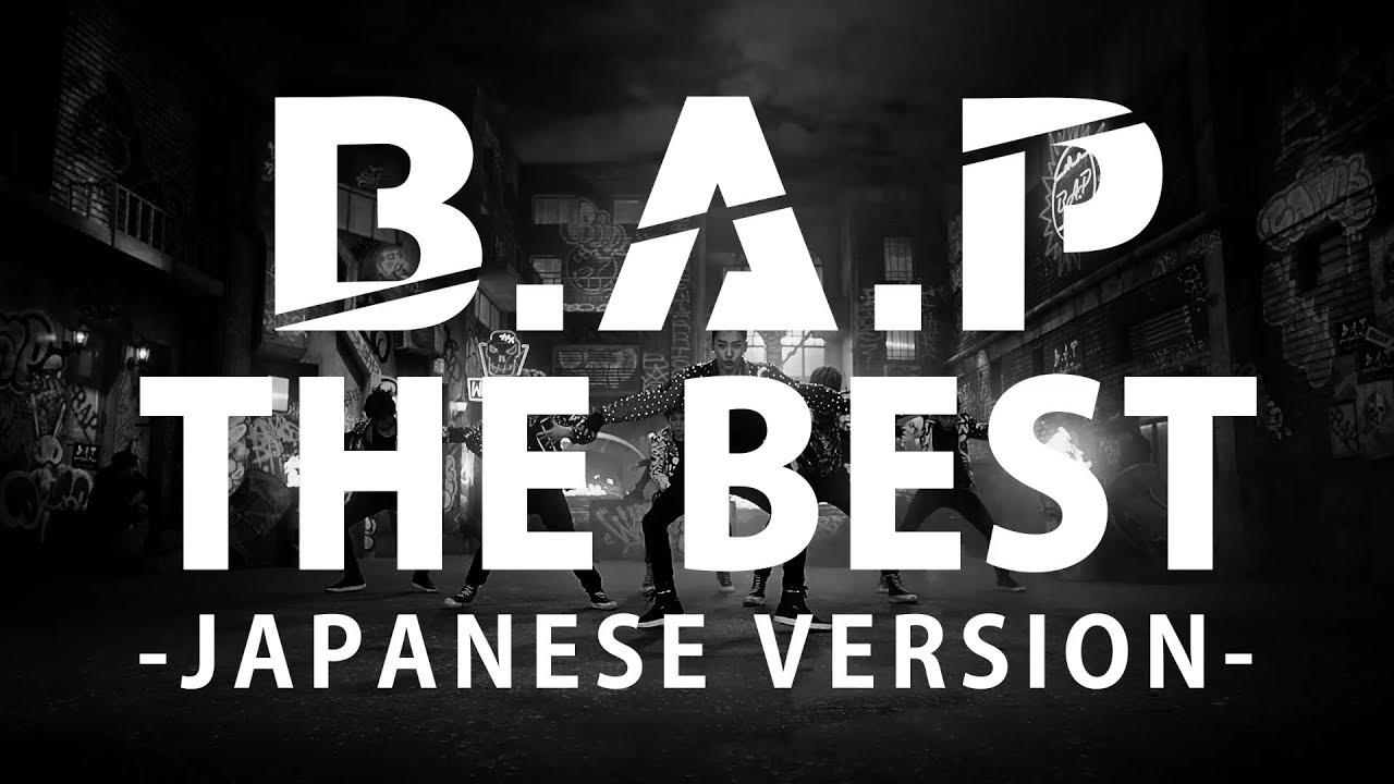 "B.A.P ""B.A.P THE BEST -JAPANESE VERSION-"" TRAILER"