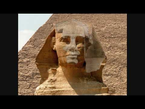 The Sphinx Is KhafRa Revisited : Front Comparison (3 of 4)