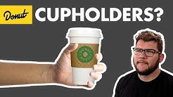 Where Did Cupholders Come From? | WheelHouse | Donut Media