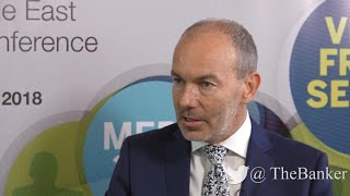 Jacek Kurantowicz, head of cash management, Abu Dhabi Commercial Bank - View from MERC 2018