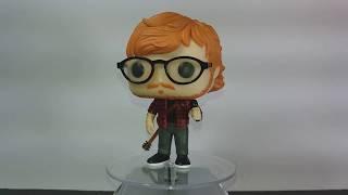 Funko Pop Rocks - Ed Sheeran 76   Review