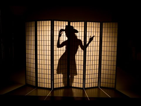 How To Light & Photograph a Silhouette Indoors- Sony A7Rii Studio Shoot by Jason Lanier A7Rm2