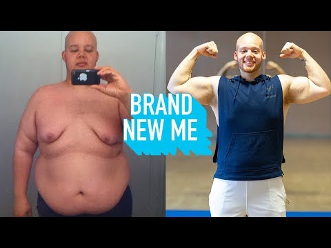 The Rock Inspired Me To Lose 160lbs | BRAND NEW ME