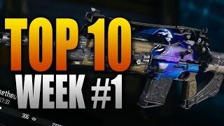 Top 10 Best Paint Jobs in Black Ops 3 (Week #1)