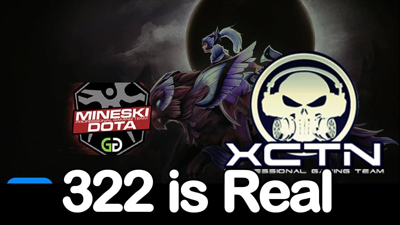 322 dream is real - Mineski vs Execration #2 - Dota 2 StarSeries