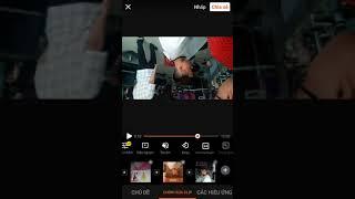 Hướng dẫn cắt ghép video .ảnh .tắt tiếng và chèn nhạc để đăng youtube không bị bản quyền.vivavideo