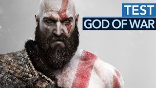 God of War (2018) im Test / Review für PS4