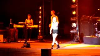 Bridgit Mendler LIVE IN HD! Concert Oregon State Fair Salem, Oregon 2013 PART 7