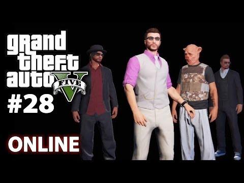 The Hot-Shot Hit Squad -- Grand Theft Auto V #28