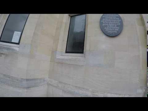 Old Cavendish Laboratory Building, Cambridge