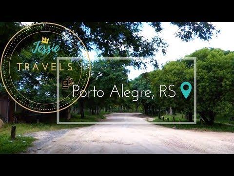 Vlog Viagem de Porto Alegre- Jessie Travels