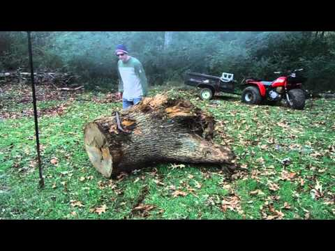 Stump VS Harbor Freight 2000 lb. Winch item 61237 or 61876 or 39997