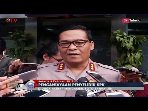 Polda Metro Jaya Jelaskan Kronologis Penganiayaan Pegawai KPK di Hotel Borobudur - BIM 04/02 Mp3