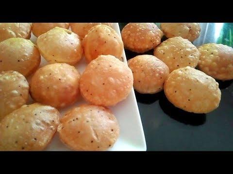 ফুচকা,Perfect Fuchka Recipe Homemade Fuchka,Dhakaiya Fuska Bangladeshi Fuchka recipe (Part 1)