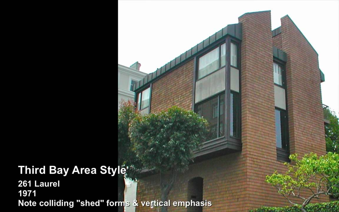 Third bay area style san francisco residential for Residential architectural design styles