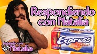 Respondiendo con Natalia Express! - Algo sobre mi :D