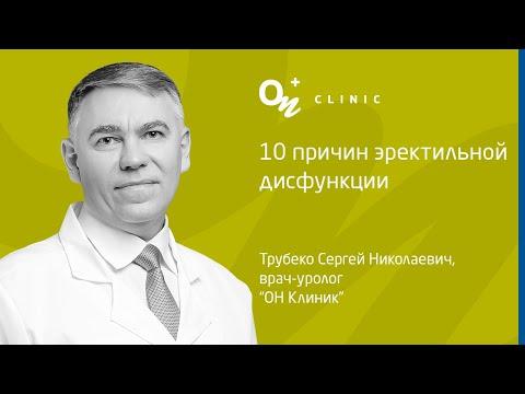10 причин эректильной дисфункции - ОН Клиник & ДокторПРО Украина