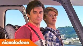 Опасный Генри | Учимся летать 🚁 | Nickelodeon Россия