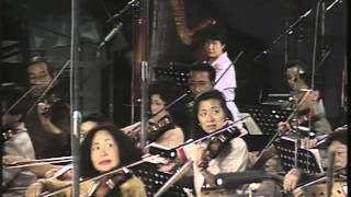 "Akira Ifukube ""Godzilla vs MechaGodzilla Sound Collection Recording Live"" [Full Laserdisc, 1993]"