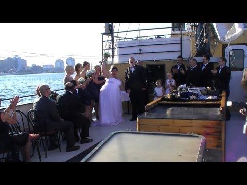 Tanya + Adrian - Dagley Media - Halifax Wedding Video