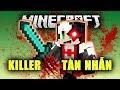 🕵️♂️ Killer tàn nhẫn? | Meu San va Redhoodvn Live Stream Minecraft on Nonolive!