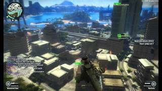 Infinite Helicopter Missiles (Just Cause 2)