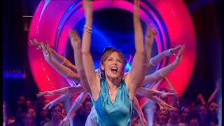 Kylie Minogue - Chocolate (Live Top Of The Pops 25-06-2004)