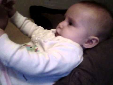 Baby hiccups - YouTube