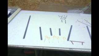 видео Столы из искусственного камня для кухни