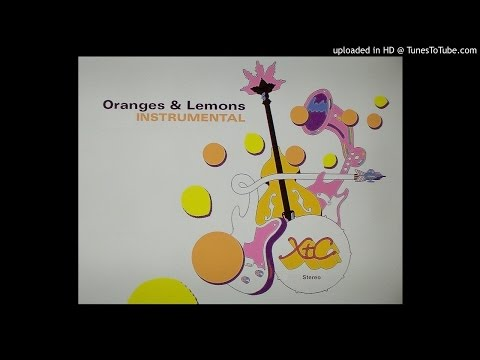 XTC Oranges & Lemons INSTRUMENTAL mixes - Side 1