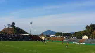 全国大学ラグビー選手権 2回戦 福岡大ー朝日大 同点そして逆転・・・