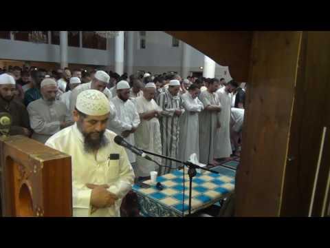 TARAWIH : Mosquée Tariq ibn Ziyad des Mureaux