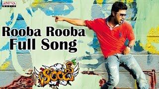 Rooba Rooba Full Song Ii Orange Movie Ii Ram Charan Teja, Genelia D'souza