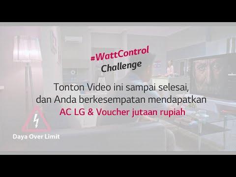 #WattControl Challenge - AC LG DUALCOOL with Watt Control