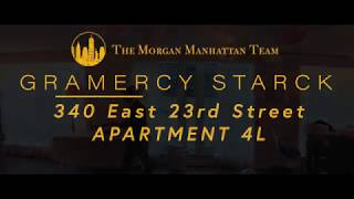 The Gramercy Starck- 340 E 23rd Street, 4L