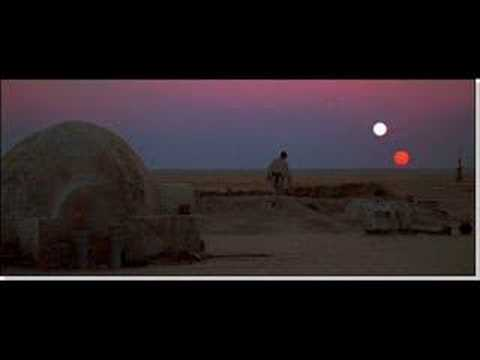 Star wars music #1 force theme