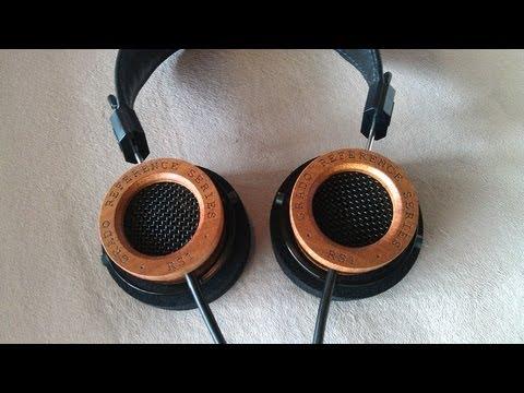 New! Grado RS1i Headphone Review