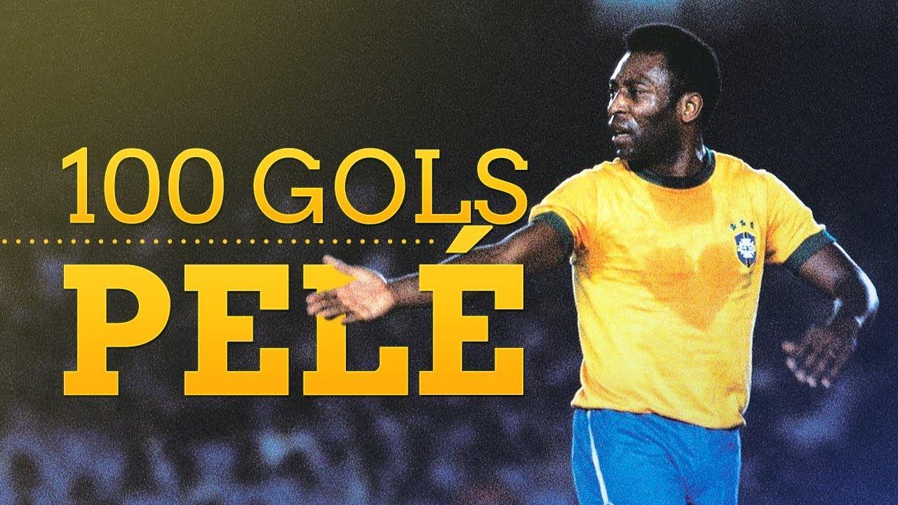 TOP 100 GOLS DE PELÉ - YouTube cbac70b94e60c