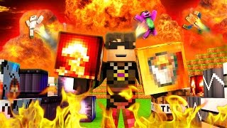 Minecraft Mod Showcase Roleplay - THE TNT MOD! (Custom Roleplay)