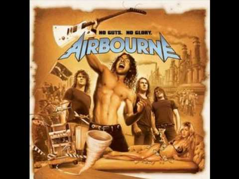 Клип Airbourne - Armed and Dangerous