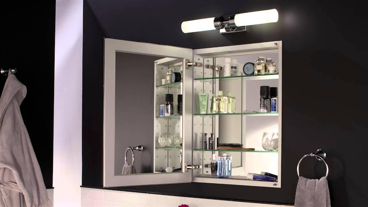 Deco (DE) Framed | GlassCrafters INC. Medicine Cabinets | Custom Mirrors  Manufacturer